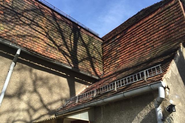 Dachschaden - Projekt